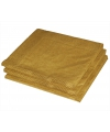 BBQ servetten gouden kleur  20 stuks