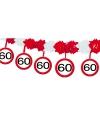 Party slingers 60 jaar huldeborden