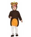 Aap kostuum voor kleine kinderen
