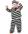 Baby kostuum boef