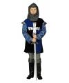 Jongens ridder pak