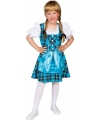 Oktoberfest jurkje voor kinderen
