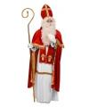 Sint kostuum met onderjurk