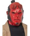 Latex masker Hellboy