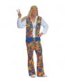 Carnavalskleding Hippie pak heren