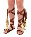 Holbewoner sandalen voor heren