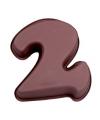 Bakvorm van siliconen materiaal cijfer 2