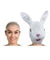 Haarnetje voor een latex masker