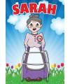 Sarah deurposters