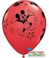 Mickey Mouse thema ballonnen 6x