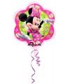 Ballon van folie Minnie Mouse 45 cm