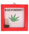 Ruit inslaan voor noodgeval joint