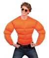 Oranje spieren shirts