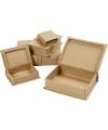 Karton knutsel boeken 5 stuks
