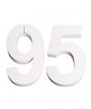 Styropor cijfer 95