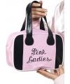 Roze bowling tasje van Sandy