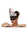 Kaartspel oogmaskers