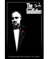 Themafeest The Godfather poster 61 x 91,5 cm
