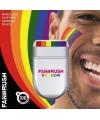 Gay Parade schminkstift regenboog
