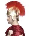 Gouden Romeinse helm