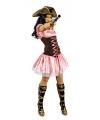 Musketiers kostuum voor dames