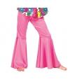 Kinder broek roze sixties