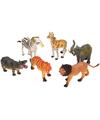 Plastic safari diertjes animalworld