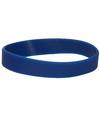Blauwe polsbandjes