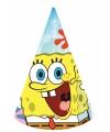 Spongebob feest hoedjes