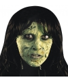 Horror make-up groen