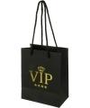 VIP cadeau tas 11 x 14 cm