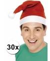 Super voordelige kerstmutsen 30x