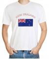 Nieuw Zeeland vlag  t- shirts