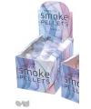 2 witte rook tabletjes