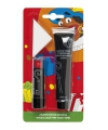 Zwarte Piet schmink set 3-delig